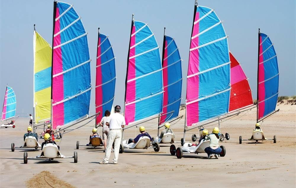 Sports nautiques à Port-Leucate